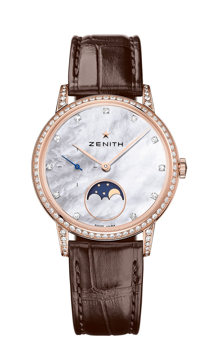 Zenith ELITE Lady Moonphase 36mm 22.2321.692/82.C713