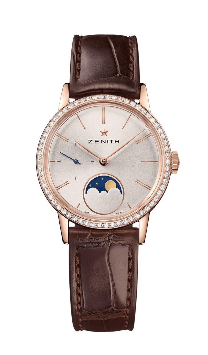 Zenith ELITE Lady Moonphase 33mm 22.2330.692/01.C713