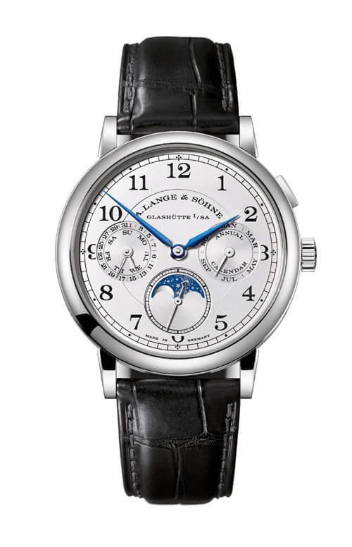 A. Lange & Sohne 238.032 1815 Annual Calendar Pink Gold/Silver
