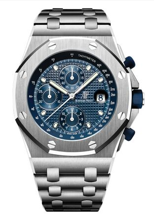 Audemars Piguet Royal Oak Offshore Self-Winding Chronograph Stainless Steel Watch Replica