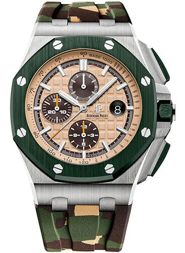 Audemars Piguet Royal Oak Offshore Self Winding Chronograph Replica