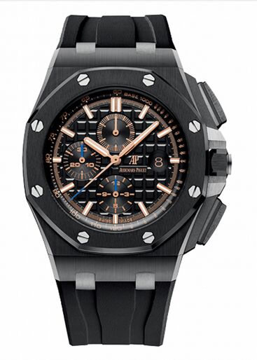 Audemars Piguet Royal Oak Offshore Chronograph Ceramic Watch Replica