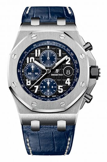 Audemars Piguet Royal Oak Offshore Chronograph Stainless Steel Watch Replica