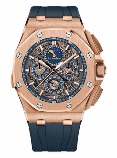 Audemars Piguet Royal Oak Offshore Grande Complication Rose Gold Watch Replica