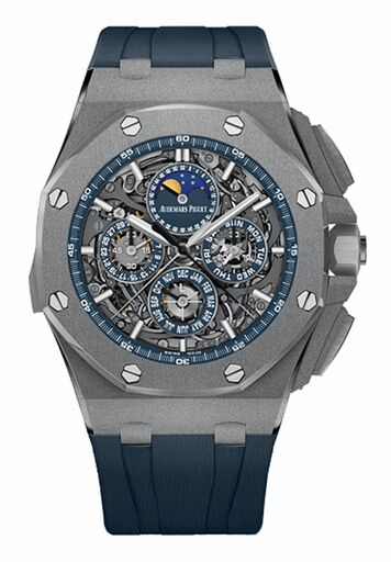 Audemars Piguet Royal Oak Offshore Grande Complication Titanium Watch Replica