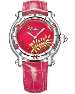 Chopard Happy Sport Star Festival de Cannes Watch Replica