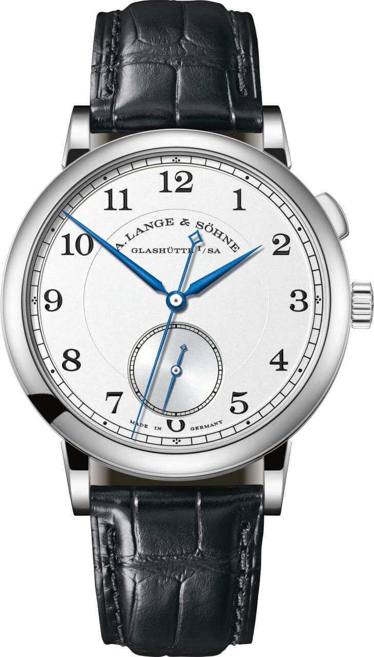 A. Lange & Sohne 297.026 1815 Homage to Walter Lange White Gold Replica