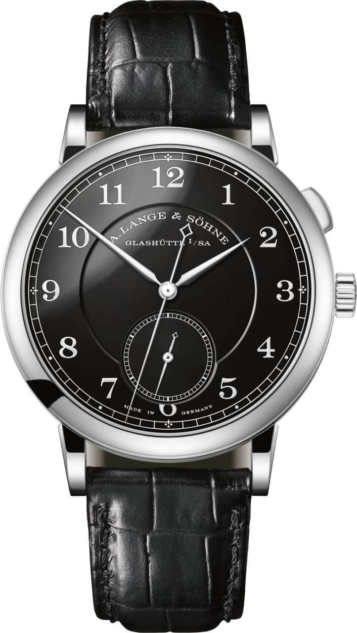 A. Lange & Sohne 297.078 1815 Homage to Walter Lange Stainless Steel watch Replica