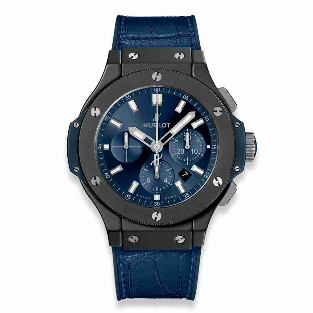 Hublot Big Bang Ceramic Blue 44mm Replica