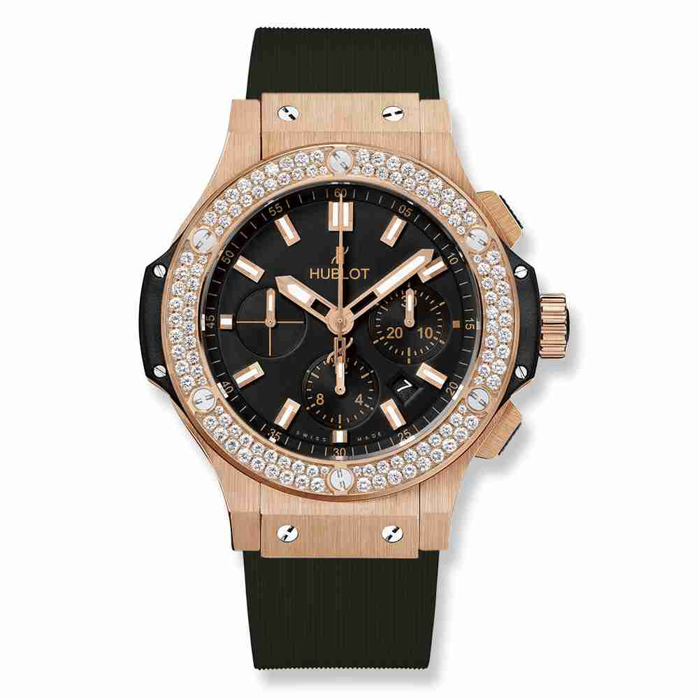Hublot Big Bang Gold Diamonds 44mm Replica