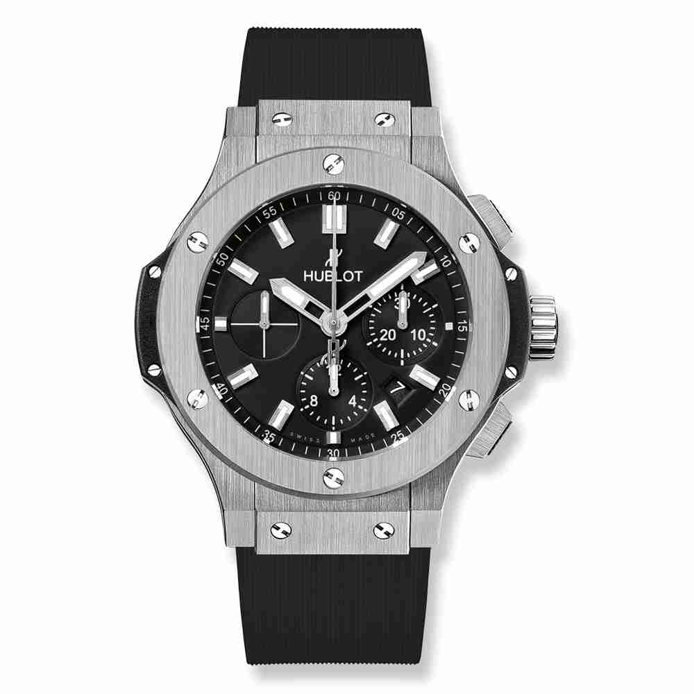 Hublot Steel 44mm Big Bang Stainless Steel chronograph Replica