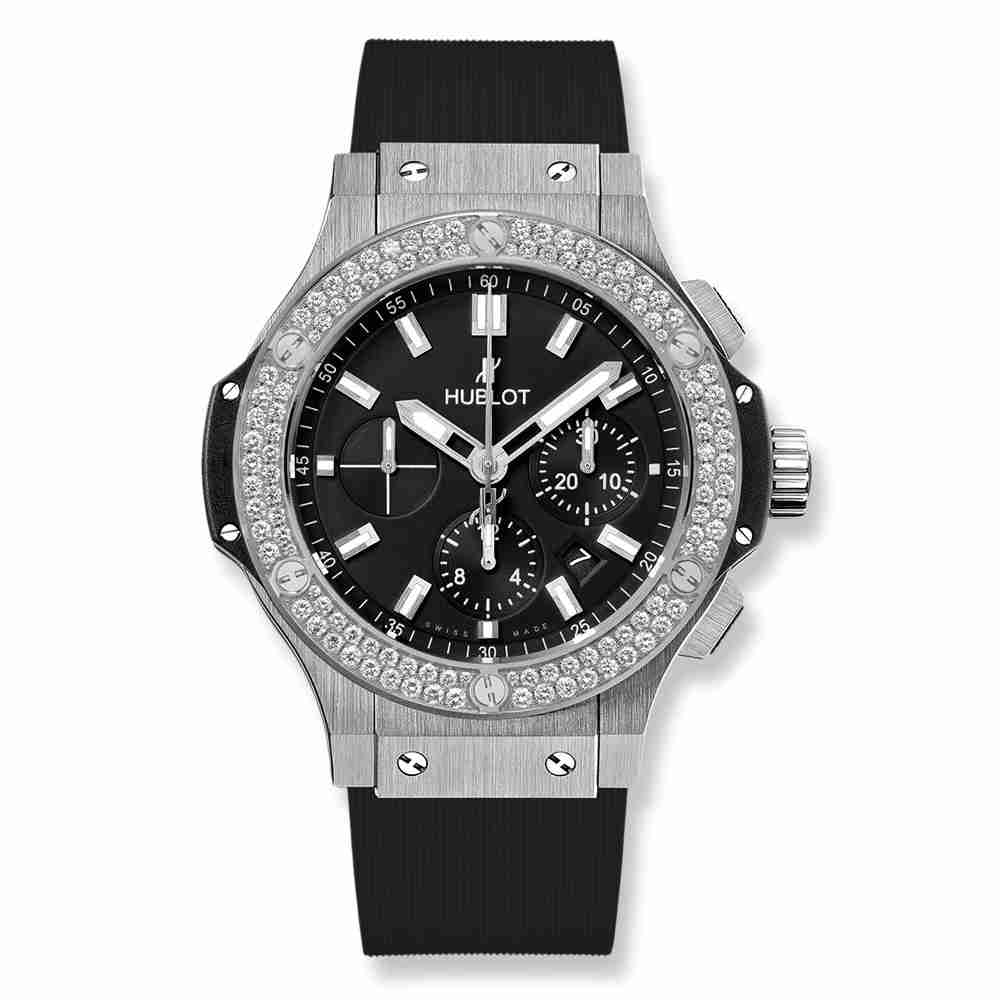 Hublot Big Bang Steel Diamonds 44mm Replica