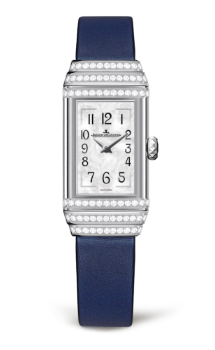 Jaeger-LeCoultre 3363401 Reverso One Joaillerie White Gold/Diamond/MOP Replica