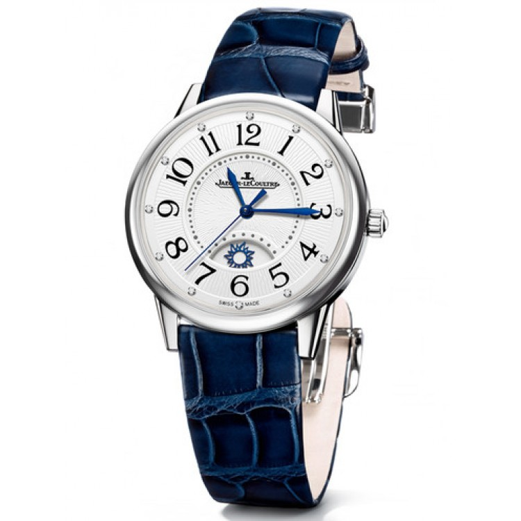 Jaeger-LeCoultre 3618490 Rendez-Vous Moon Large Stainless Steel/Silver Replica