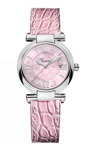 Chopard Imperiale??La Vie En Rose??28mm Limited Edition Watch Replica