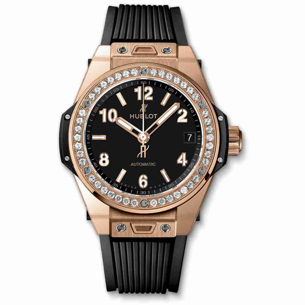Hublot Big Bang King Gold Diamonds 39mm Replica
