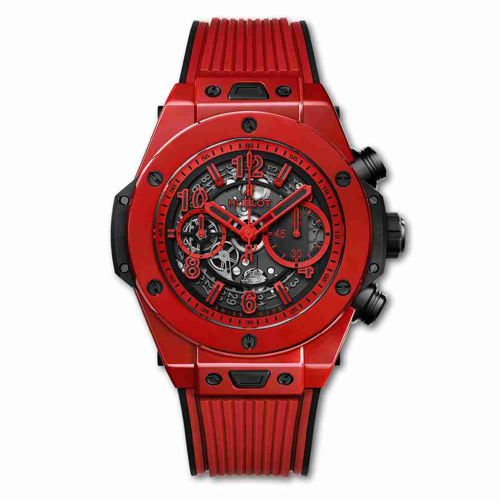 Hublot Big Bang Unico Red Magic 45mm Replica