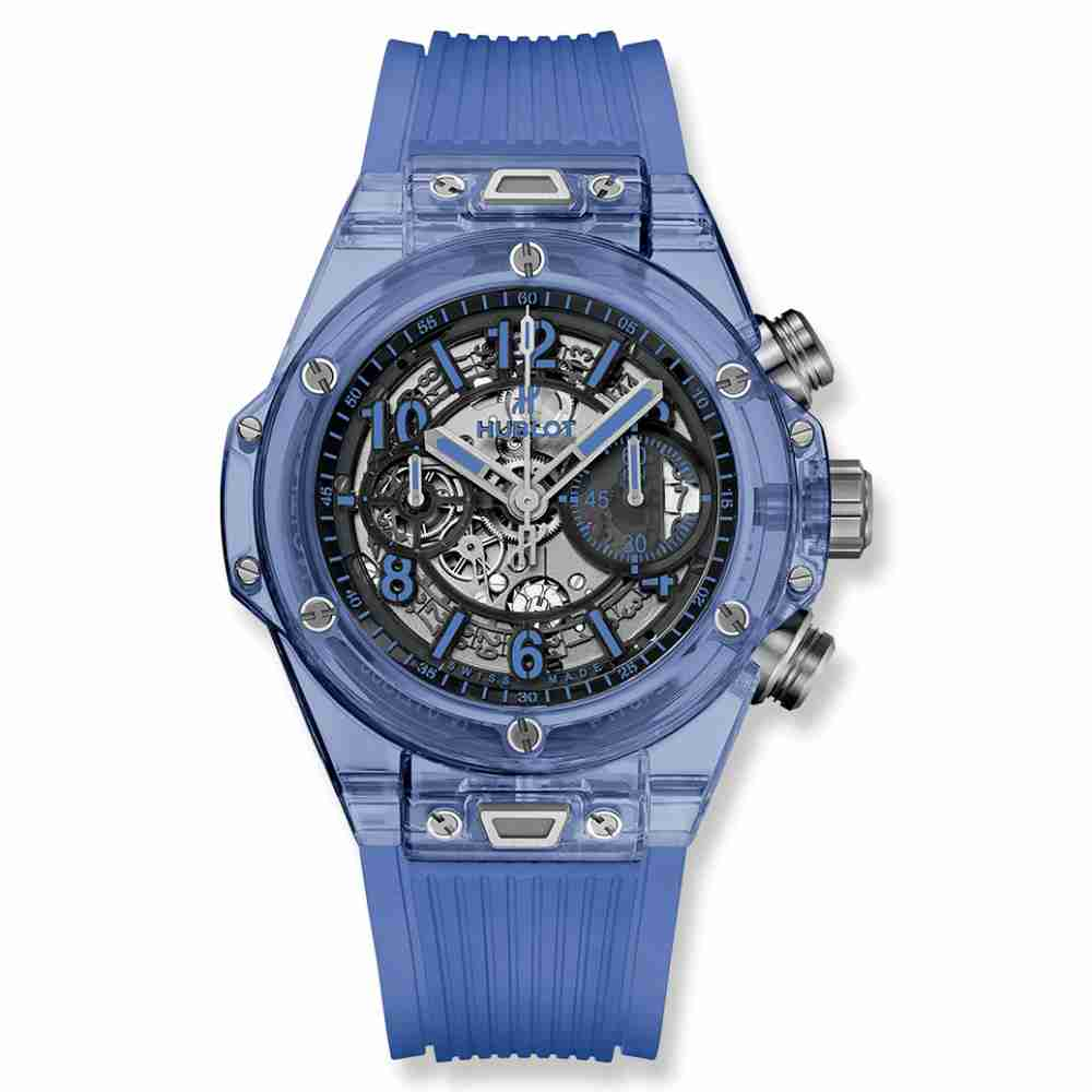 Hublot Big Bang Unico Blue Sapphire 45mm Replica
