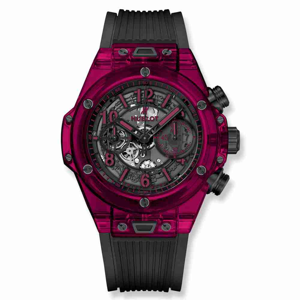 Hublot Big Bang Unico Red Sapphire 45mm Replica