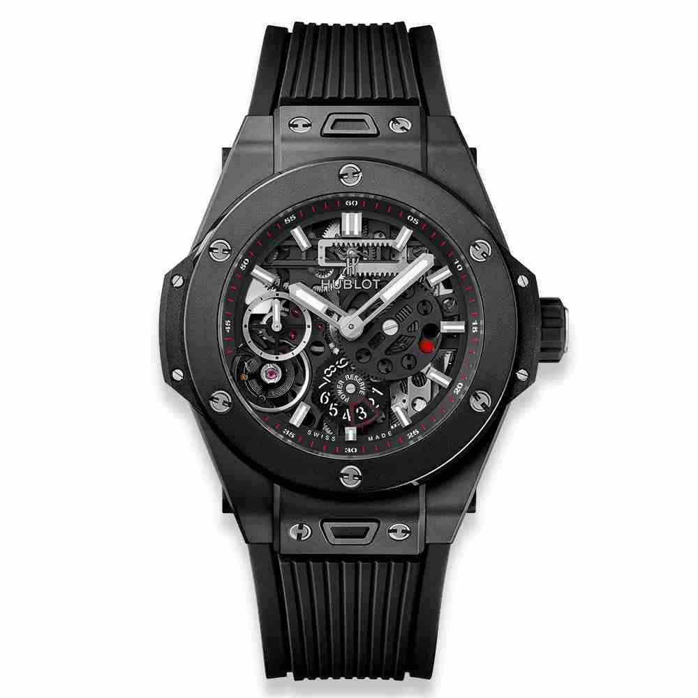 Hublot Big Bang MECA-10 Black Magic 45mm Replica