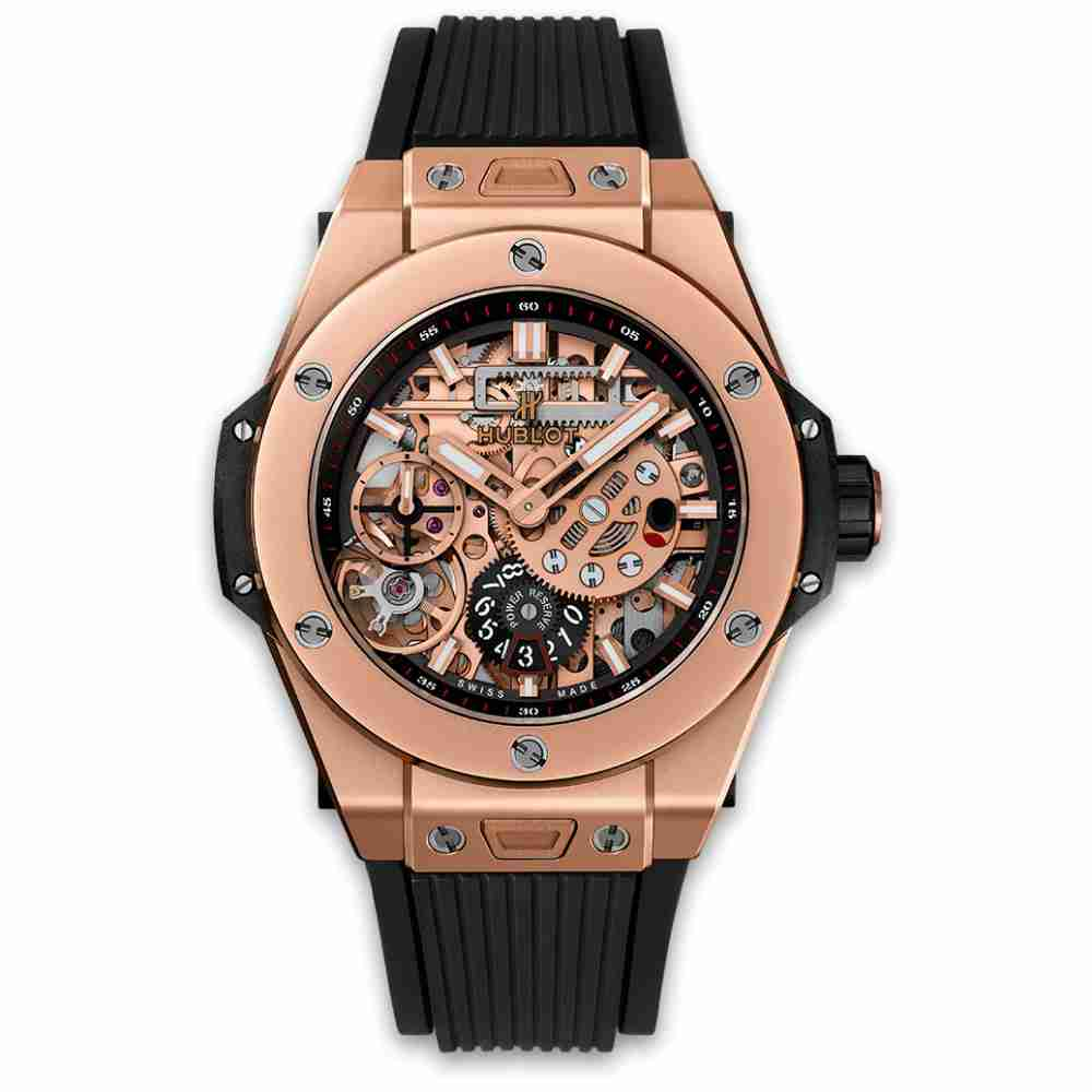 Hublot Big Bang Meca-10 King Gold 45mm Replica