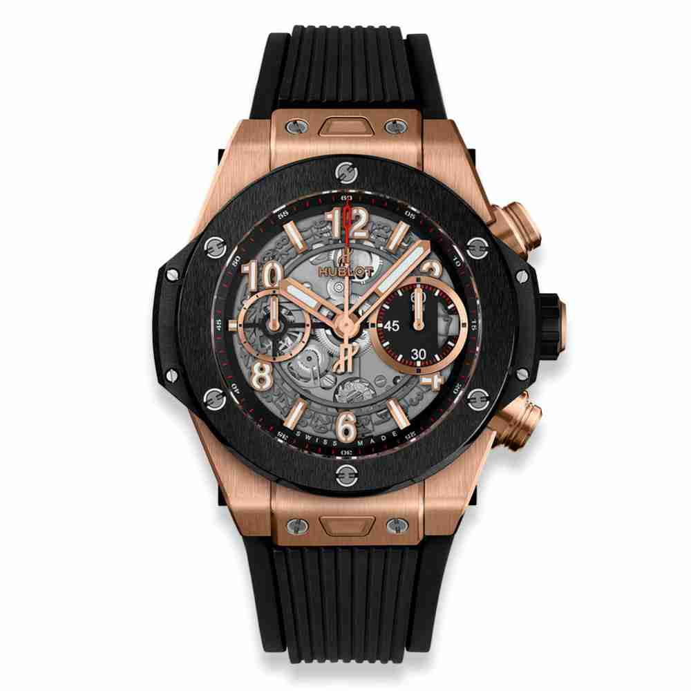 Hublot Big Bang Unico King Gold Ceramic 42mm Replica