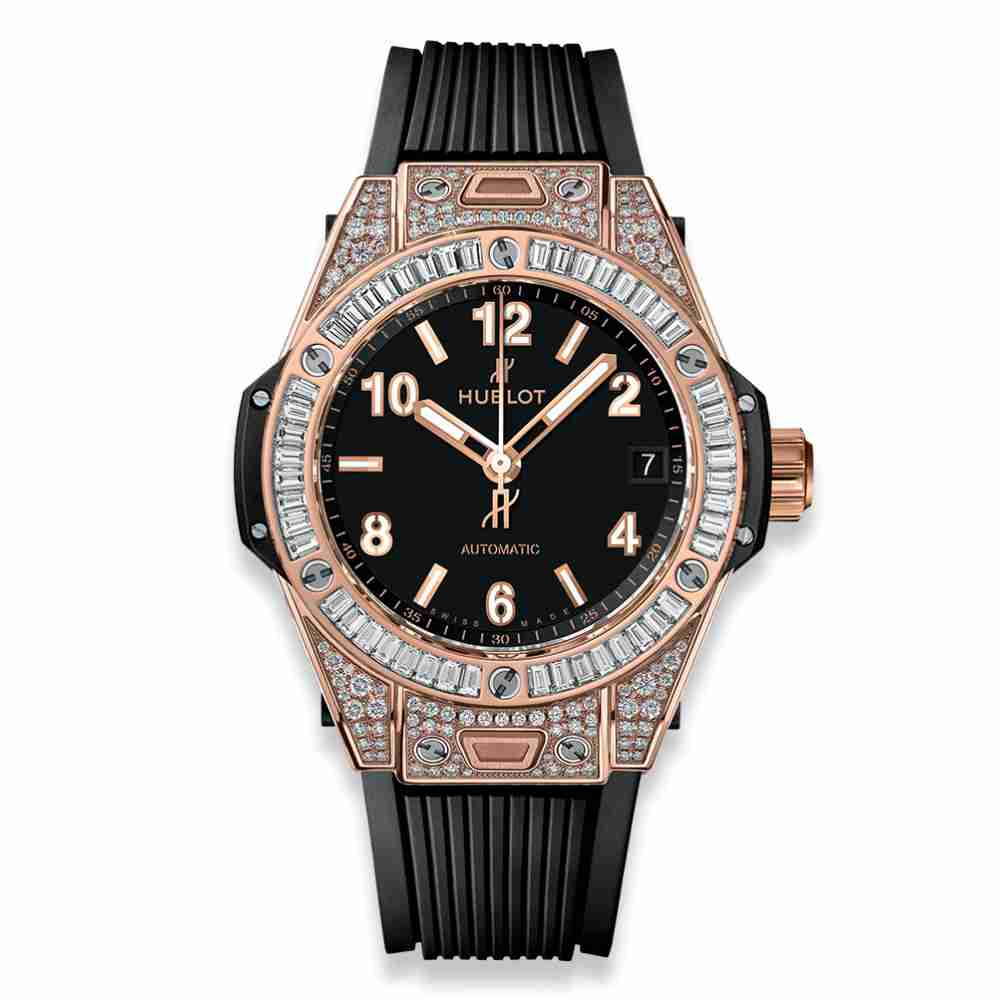 Hublot Big Bang One Click King Gold Jewellery 39mm Replica