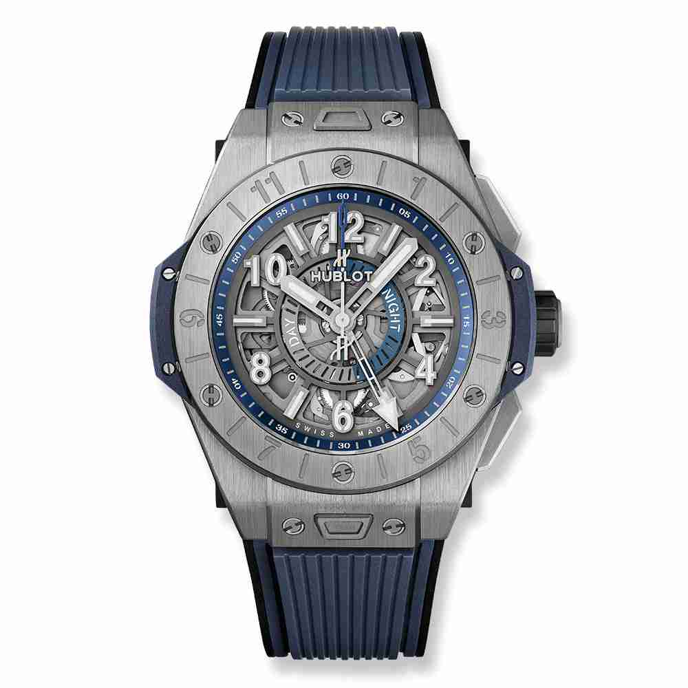 Hublot Big Bang Unico GMT Titanium 45mm Replica