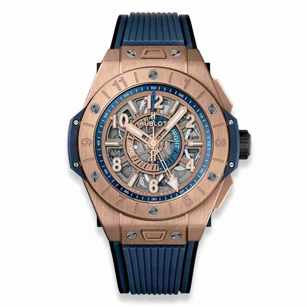 Hublot Big Bang Unico GMT King Gold 45mm Replica