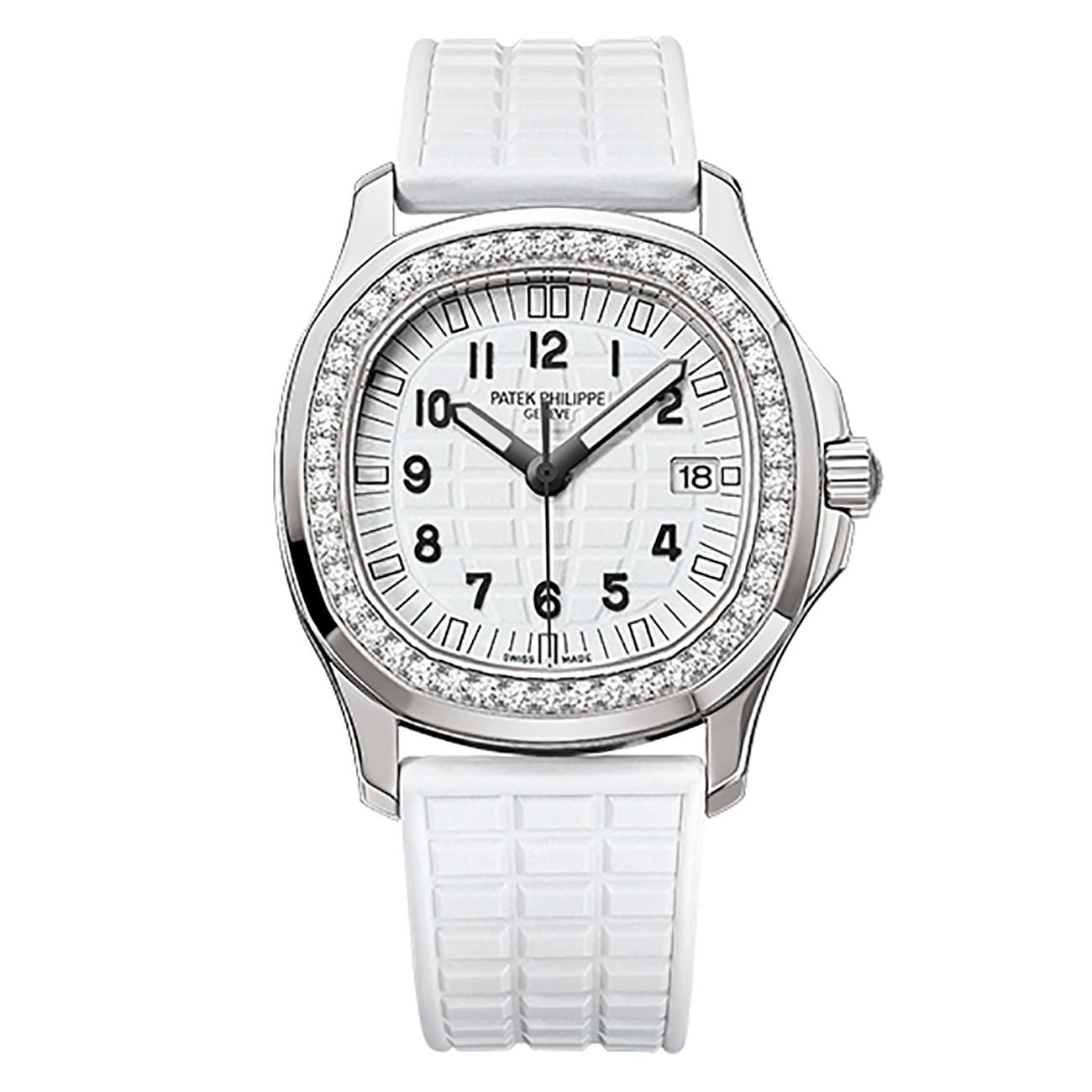 Patek Philippe Aquanaut Diamond Ladies 5067A-024