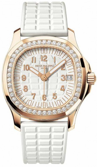 Patek Philippe Aquanaut Luce Ladies 5068R-010