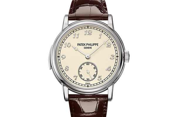 Patek Philippe Minute Repeater 5078 White Gold / Cream 5078G-001