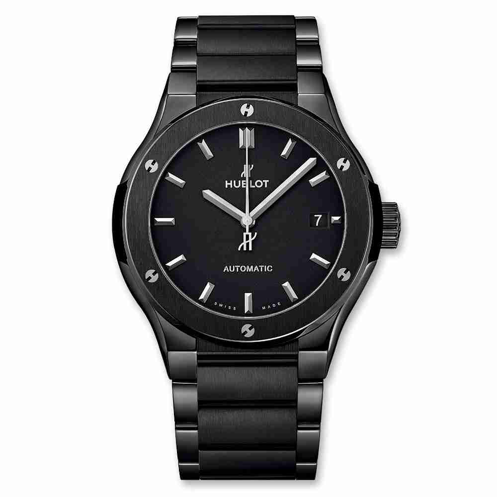 Hublot Classic Fusion Black Magic Bracelet 45mm Replica