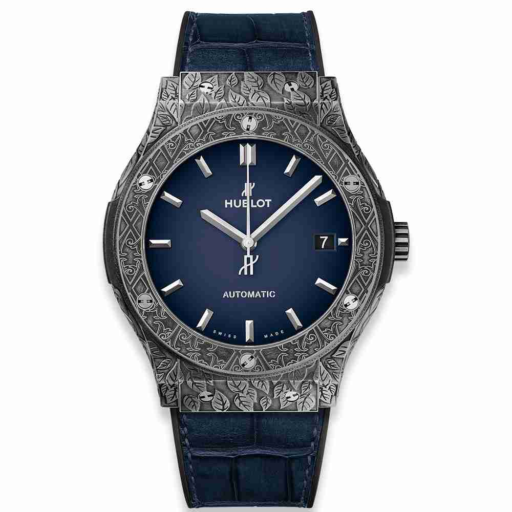 Hublot Classic Fusion Fuente Limited Edition Titanium 45mm Replica