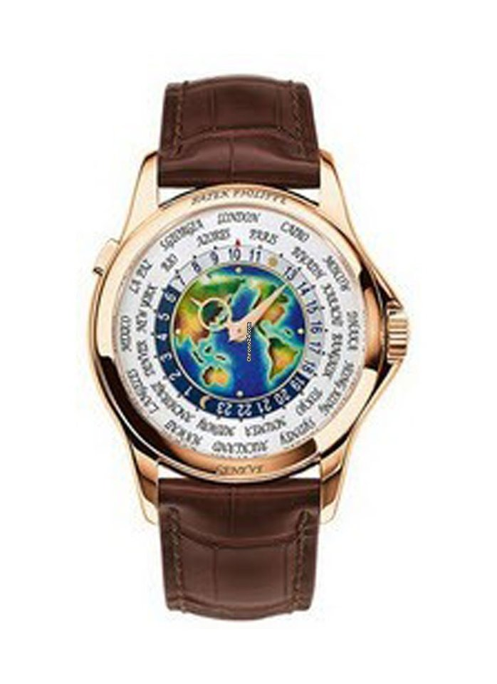 Patek Philippe World Time 5131R-011