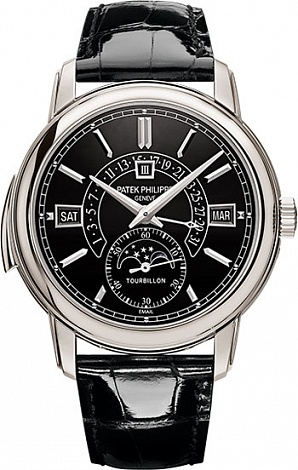 Patek Philippe Grand Complications Platinum 5316P-001