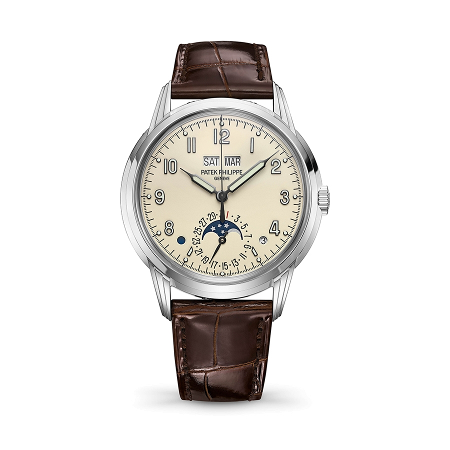 Patek Philippe Grand Complications Perpetual Calendar 40mm White Gold 5320G-001
