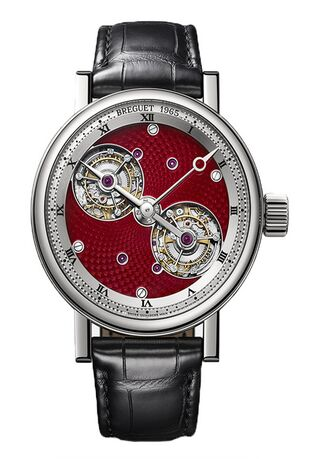 Breguet Tourbillon Grande Complication Watch Replica