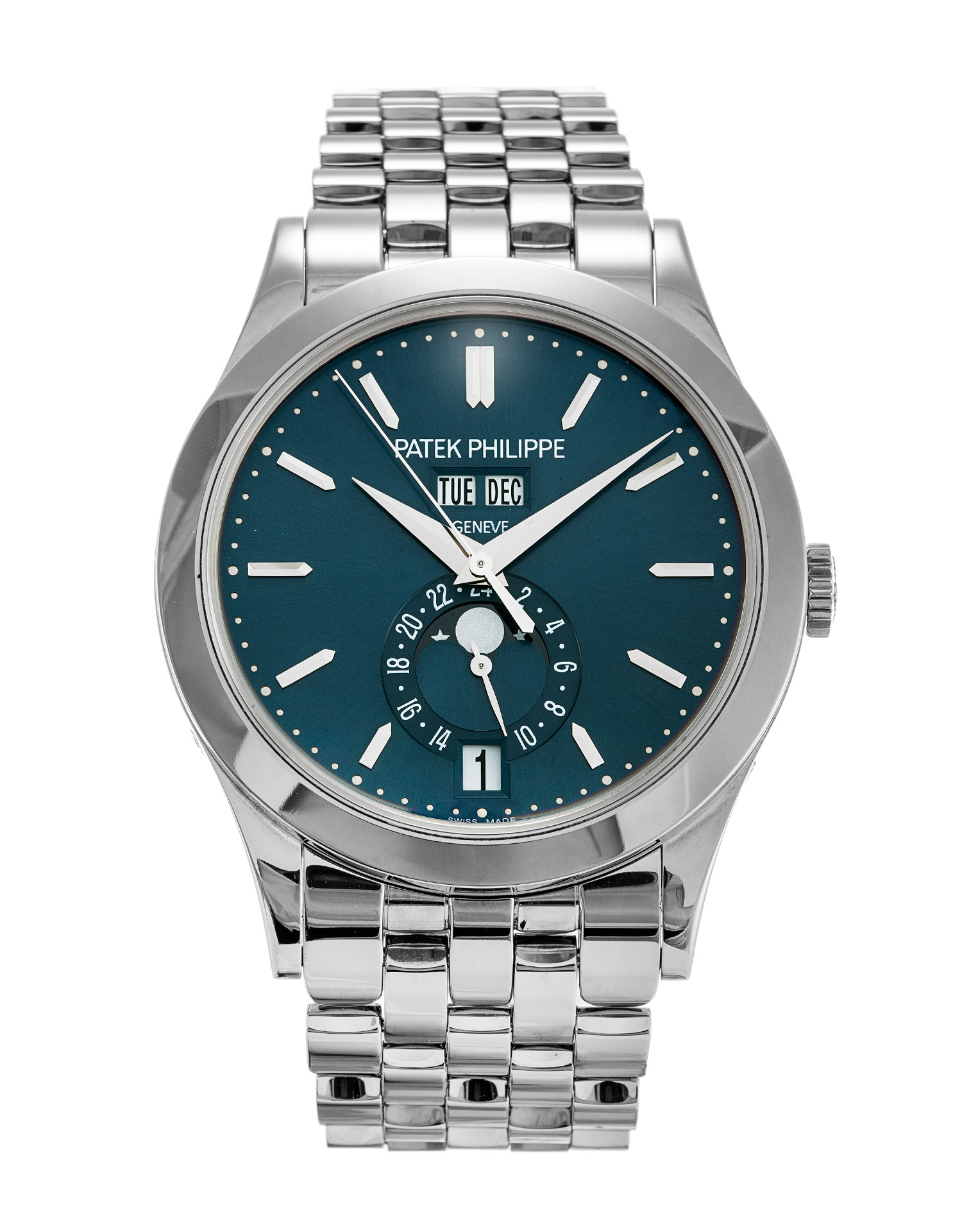 Patek Philippe Complications Annual Calendar Mens 5396/1G-001
