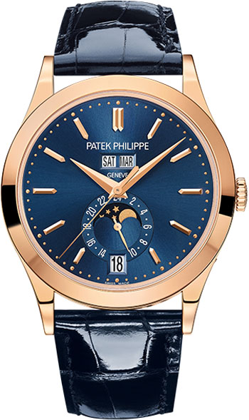 Patek Philippe Men Complications Annual Calendar 5396R-014