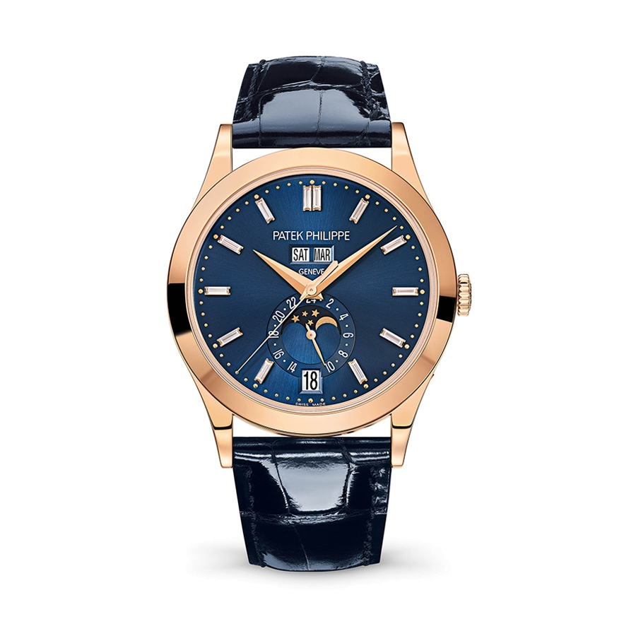 Patek Philippe 2017 Complications Rose Gold 5396R-015