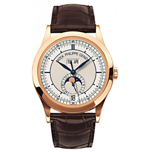 Patek Philippe Patek Complicated Annual Calendar 18kt Rose Gold 5396R