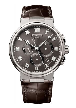 Breguet Marine Chronograph 42.3mm Mens Watch Replica
