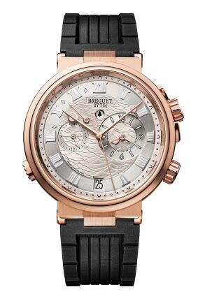 Breguet Marine Alarme Musicale 40mm Mens Watch Replica
