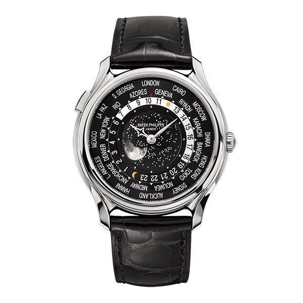 Patek Philippe 175th Anniversary Collection World Time Moon 5575G-001 5575G-001