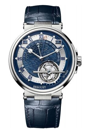 Breguet Marine Equation Of Time Perpetual Tourbillon 43.9mm Mens Watch Replica