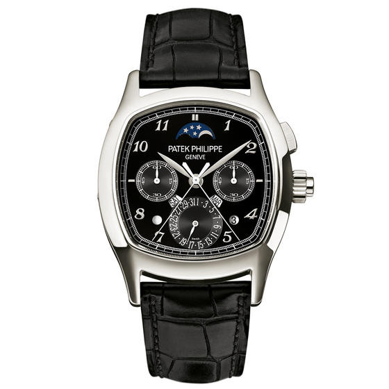 Patek Philippe Perpetual Calendar Split-Seconds Chronograph 5951P Black 5951P-013