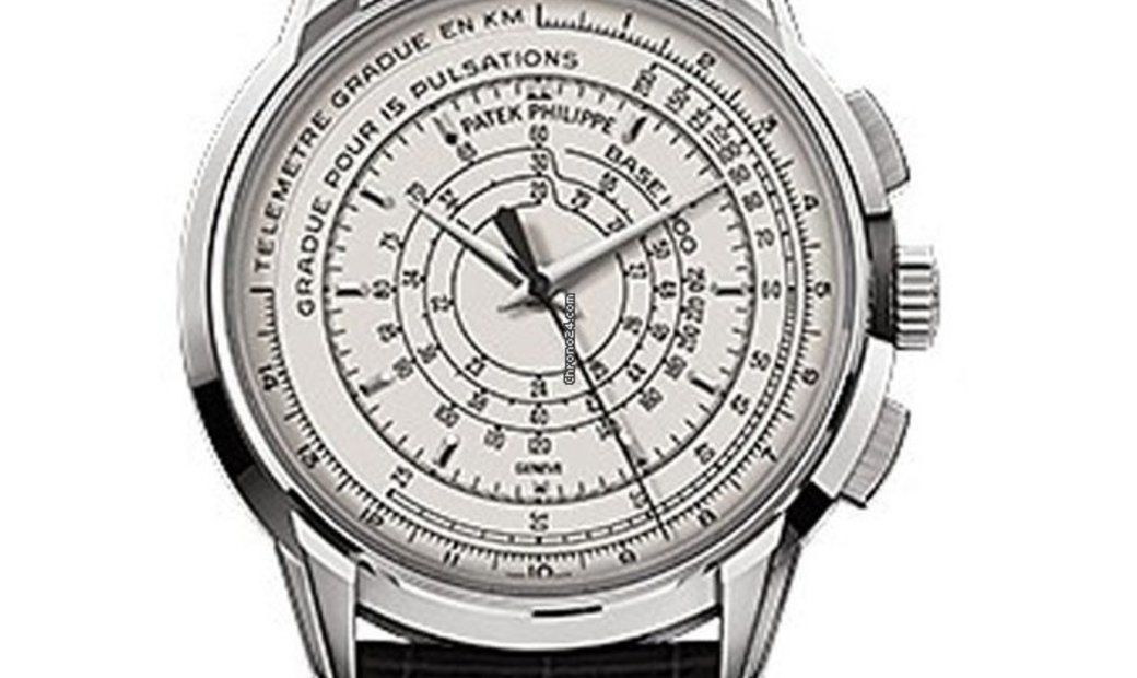 Patek Philippe Multi-Scale Chronograph 5975 5975G-001