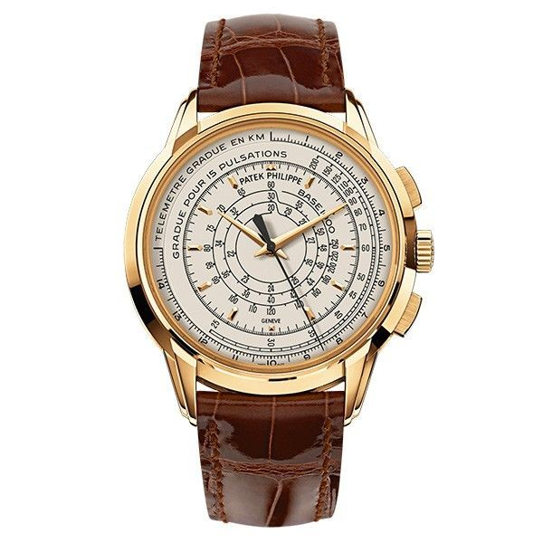 Patek Philippe 175th Anniversary Collection Multi-Scale Chronograph 5975J-001