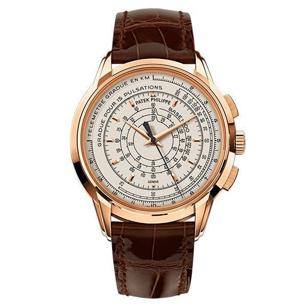 Patek Philippe 175th Anniversary Collection Multi-Scale Chronograph 5975R-001